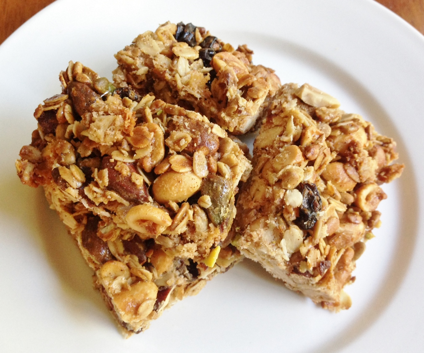 Gluten Free Homemade Granola Bars | Gluten Free Recipes+