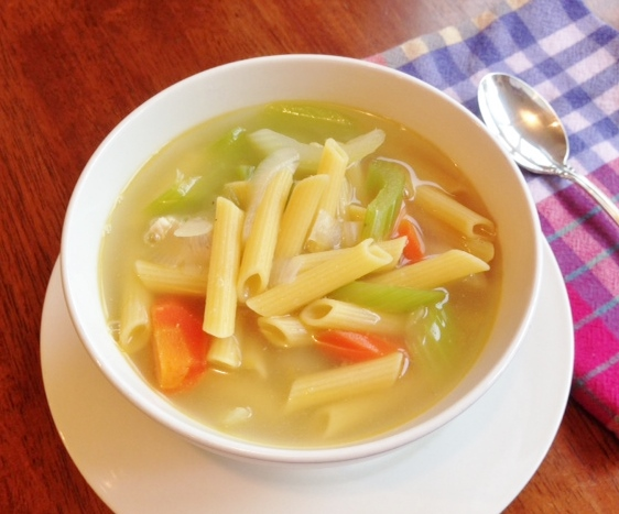 Classic Chicken Noodle Soup Gluten Free