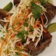 Gluten Free Thai Steaks with Asian Slaw