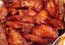 Gluten Free Barbecue and Habanero Spicy Wings