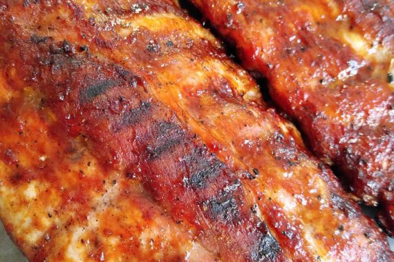 Gluten Free Classic BBQ Baby Back Ribs