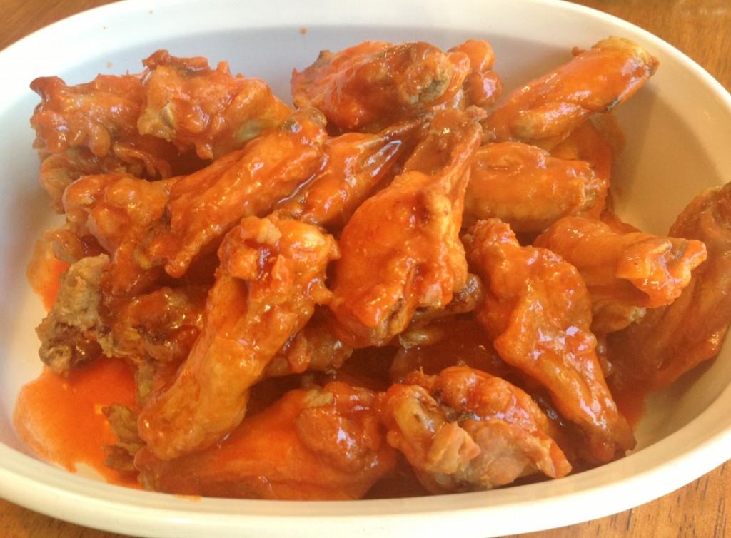 Gluten Free Buffalo Wings