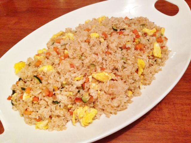 Gluten Free Benihana Style Fried Rice
