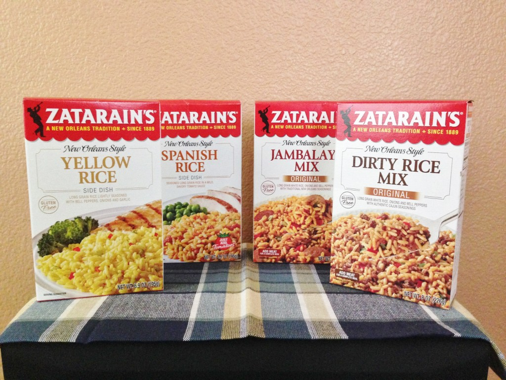 Zatarain's Gluten Free Product Review