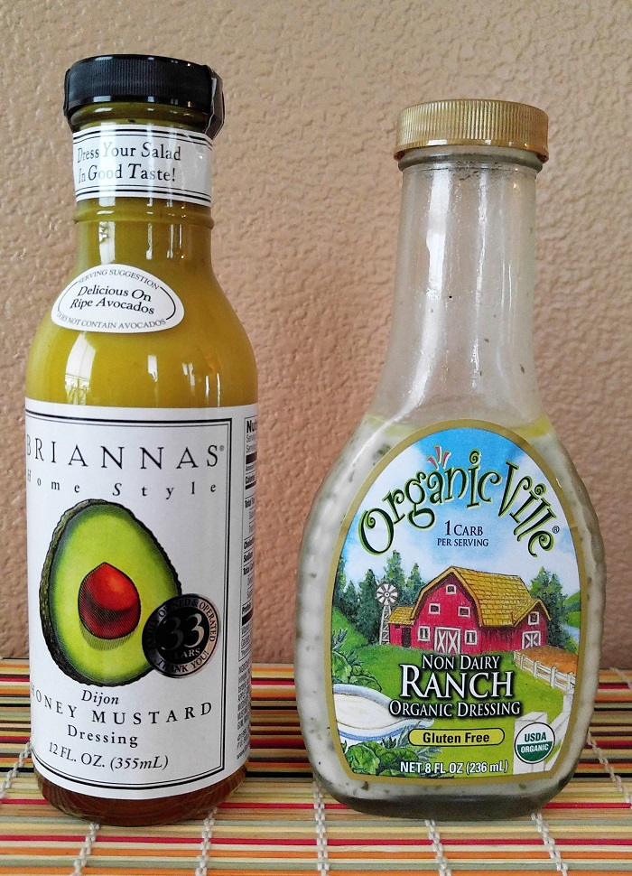 Gluten Free Salad Dressing List