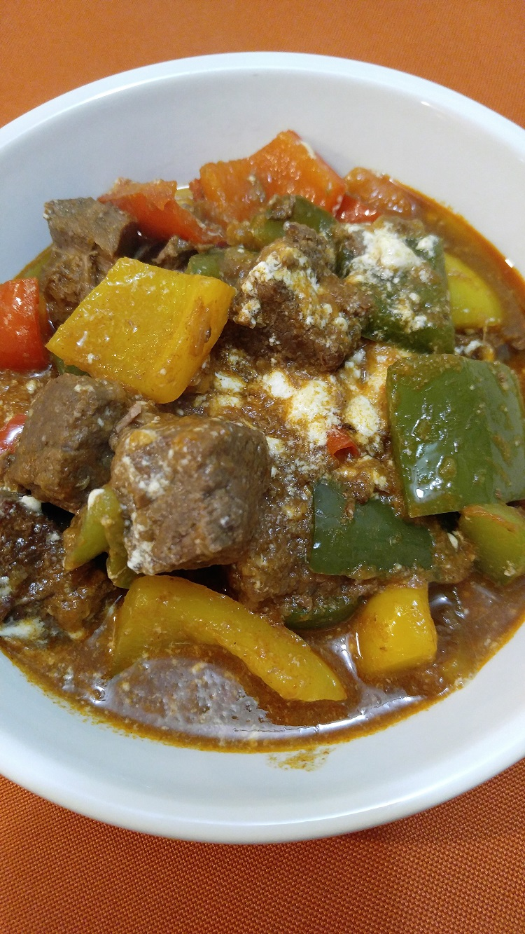 how to make hungarian beef goulash