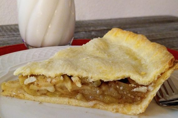 Gluten Free Classic Apple Pie