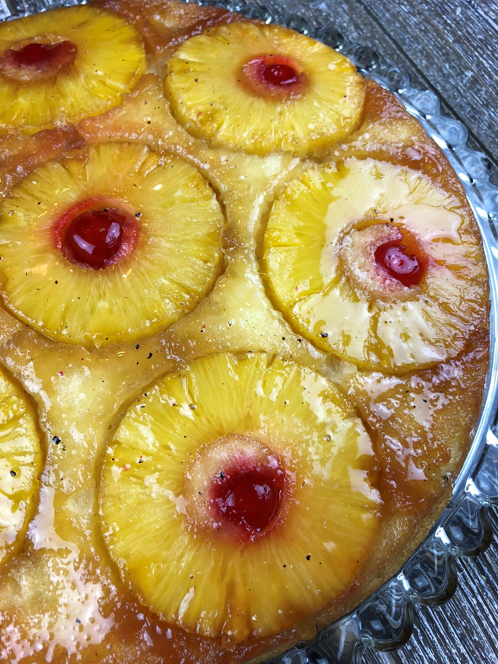 Recipes For Pineapple Upside Down Cake In Iron Skillet